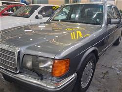 1988 مرسدس بنز S-Class