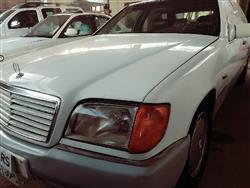 1992 مرسدس بنز S-Class