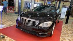 2011 مرسدس بنز S-Class