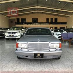 1991 مرسدس بنز S-Class