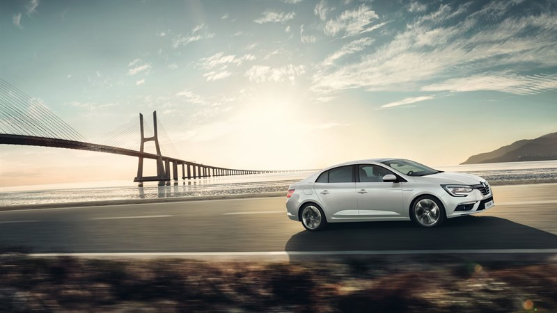 The Perfect car family: The All-New Renault MEGANE
