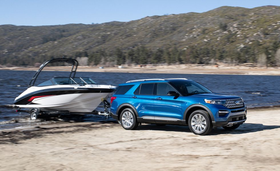 5 Best Features of the 2021 Ford Explorer